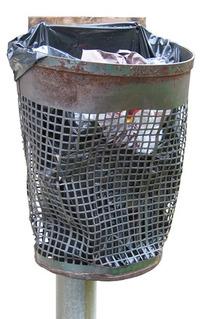 Trash bin 2