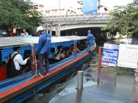 Bangkok watertaxi