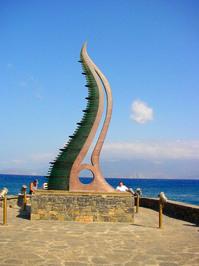 krete sculpture