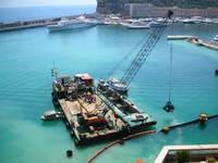 Construction in Monaco