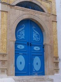 Sidi bu said door 2
