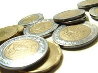 Mexiacn pesos, prehispanic deisgned