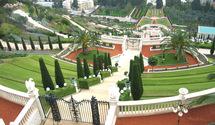 Bahai garden - Israel - Haifa