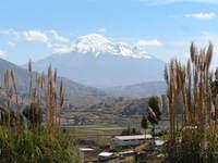 Chimborazo and Rural Village