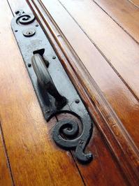 Holy Door Handle