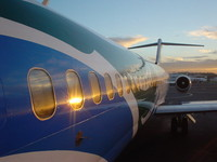 Sunset Plane 2