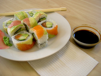 Sushi - Series II no1
