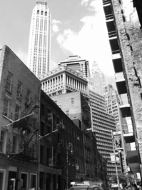NYC in Black and White