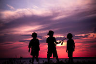Brotherhood at Sunset 3