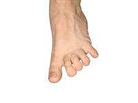 Funky foot