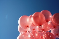 Pink balloons 2