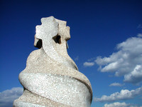 gaudi's cross