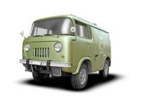 Atomic ice cream van