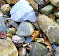 Collorfull stones