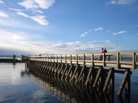 Pier at Golden Gardens