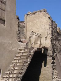 Staircase, Coptic Qtr, Cairo