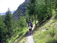 Trekking in Italy 2
