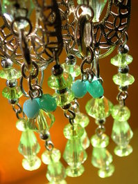 Sparkling Earrings 3