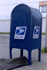 US Postal Mailbox