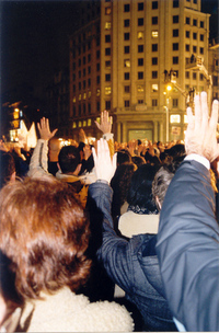 Hands Up, terrorism 11-M