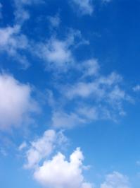 sky, summer 1