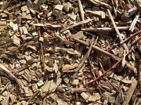 scraps of woods