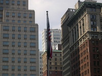 New York City- flag