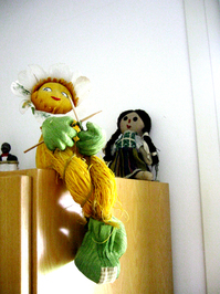 Flavia's dolls
