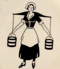 Milk Maid Artwork