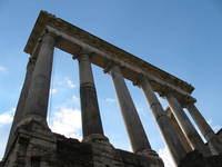 Rome - Saturne Temple