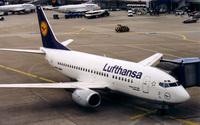 Boeing 737 Lufthansa