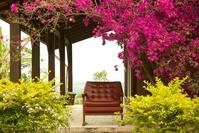 Chair on the balcony