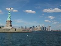 Statue of Liberty Visit