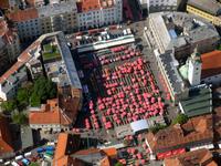 Dolac - main market