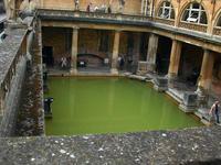roman bath at bath