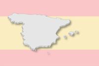 Spain Map 2