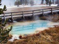 emerald hot spring