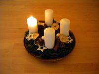1st Advent Wreath