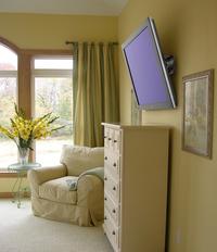 Bedroom LCDTV
