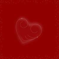 valentins heart