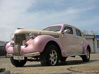 Fine retro car
