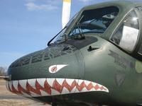 Army Rescue Plane