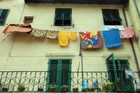Italian washing line