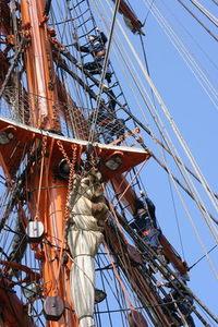 Sedov sailing ship 2
