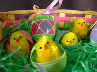 Easter Basket Greetings
