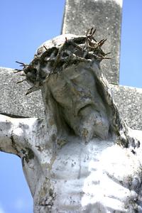 Saint Jesus Statue