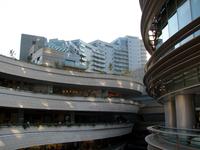Modern Mall in Istanbul