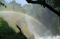 Rainbow at Murchison