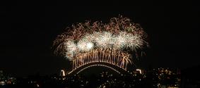 Sydney NYE 2007 3