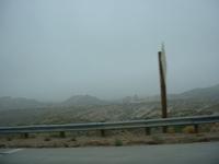cloudy freeway